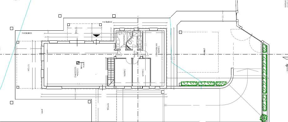 Planimetria 1/1 per rif. NC196