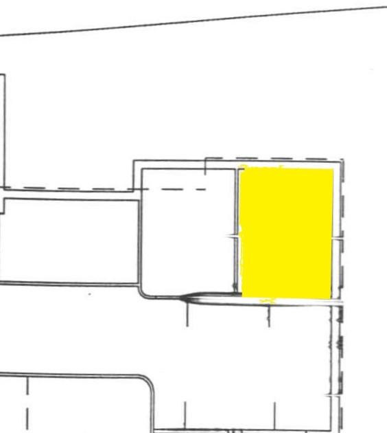 Planimetria 2/2 per rif. 2V189