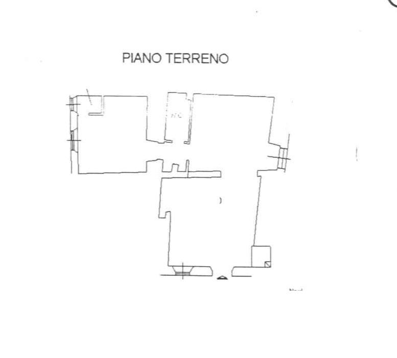 Planimetria 1/1 per rif. 3V399