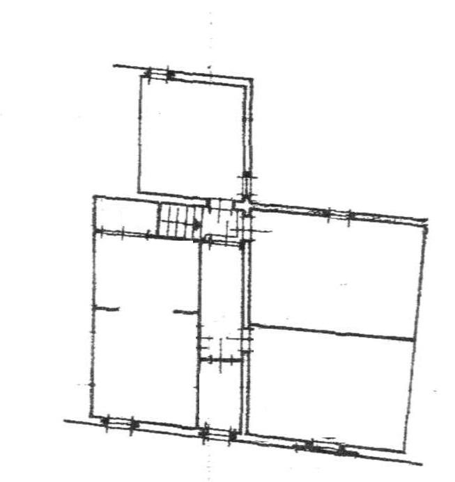 Planimetria 1/1 per rif. 4V538