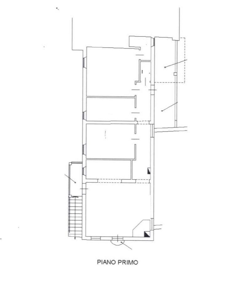 Planimetria 1/1 per rif. 4V539