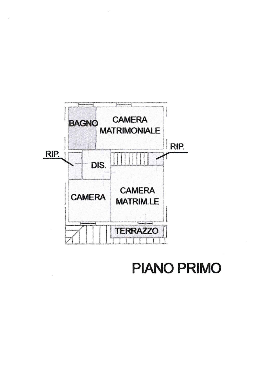 Planimetria 2/3 per rif. AR334