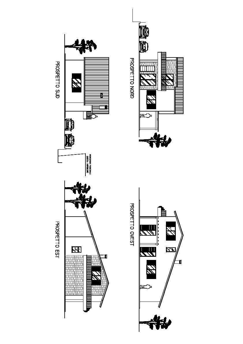 Planimetria 2/2 per rif. AR383