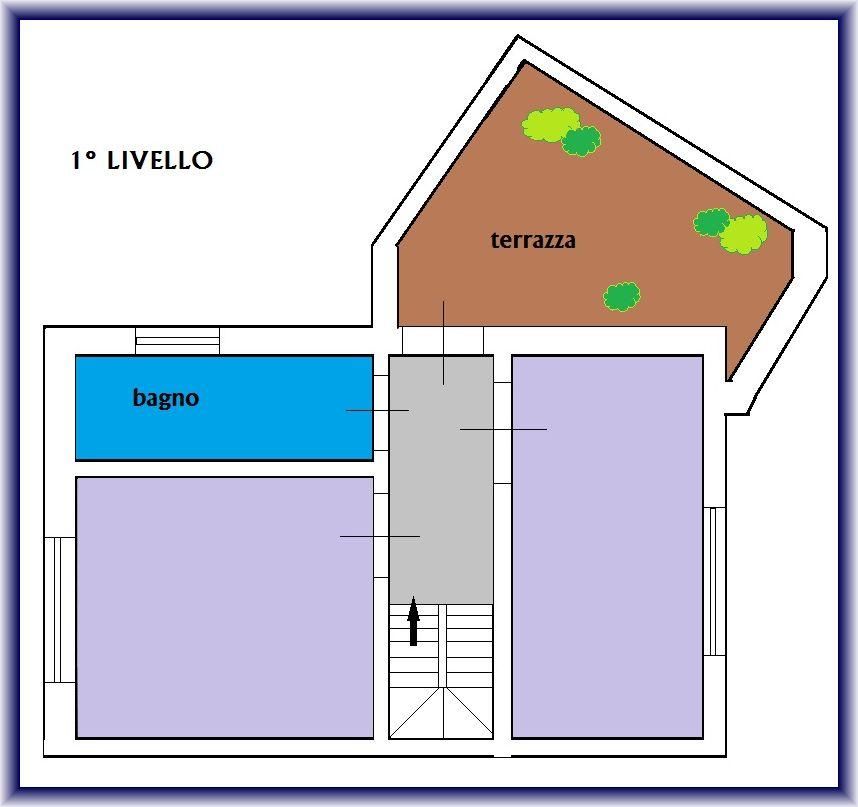Planimetria 2/3 per rif. 871