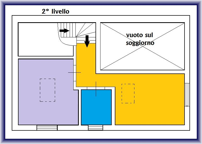 Planimetria 2/2 per rif. 873