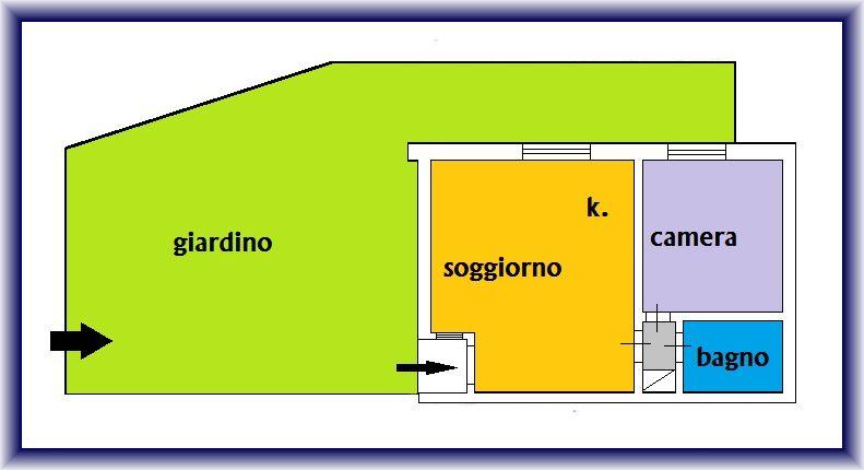 Planimetria 1/1 per rif. E002