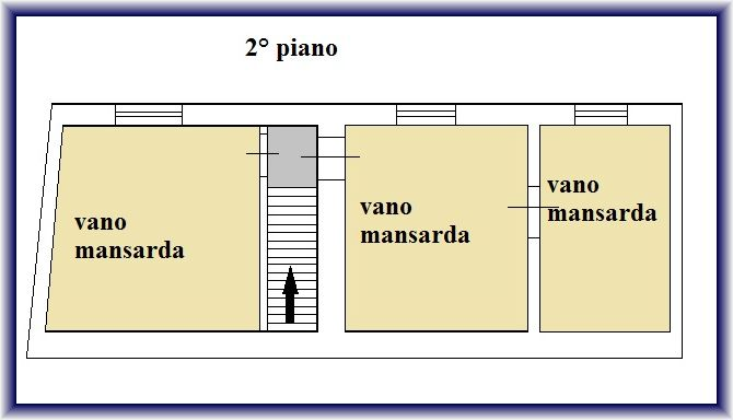 Planimetria 2/2 per rif. 891