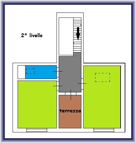 Planimetria 2/2 per rif. 900