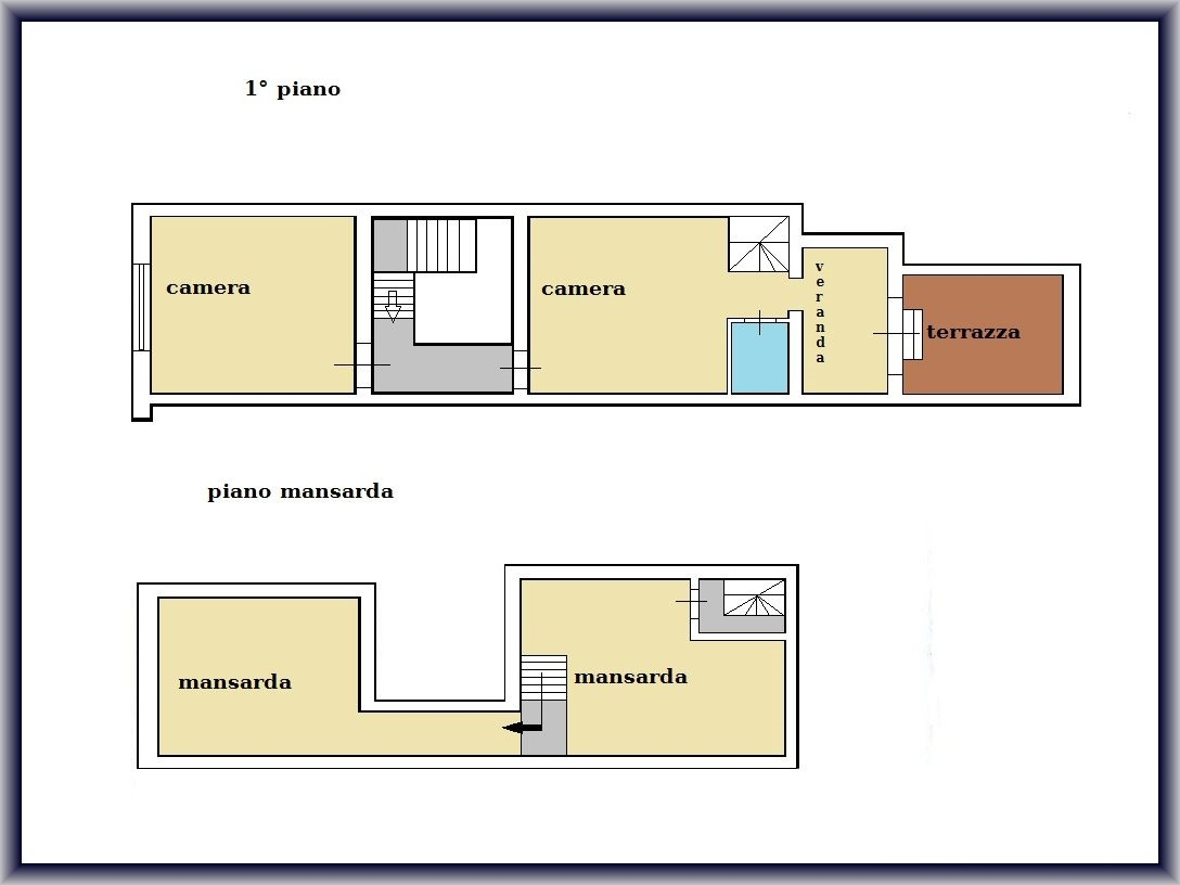 Planimetria 2/2 per rif. 901