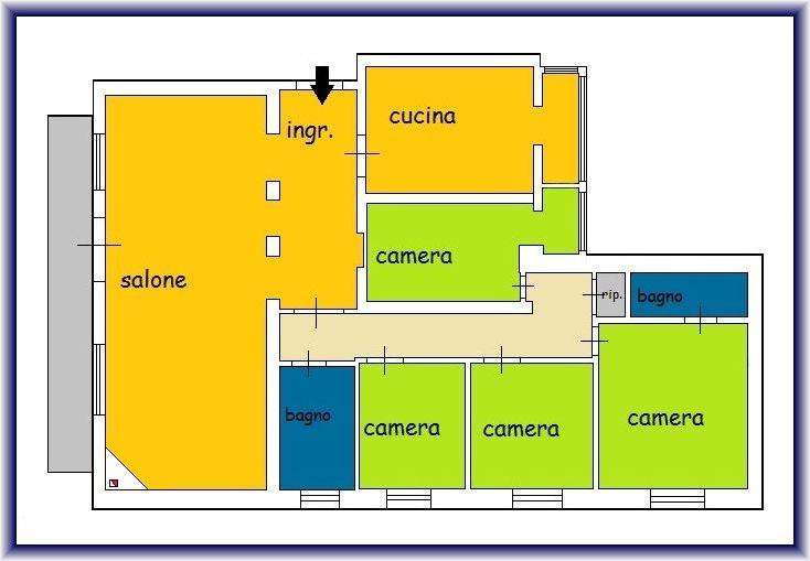 Planimetria 1/1 per rif. 903