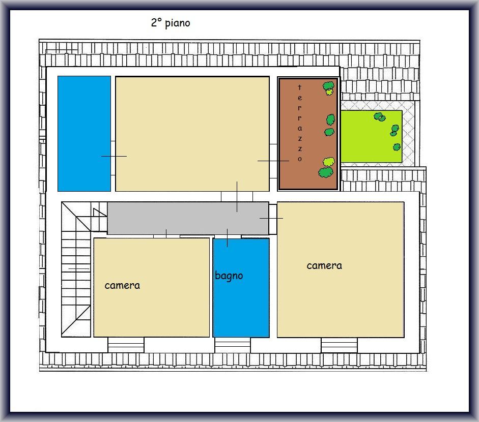 Planimetria 3/3 per rif. 907