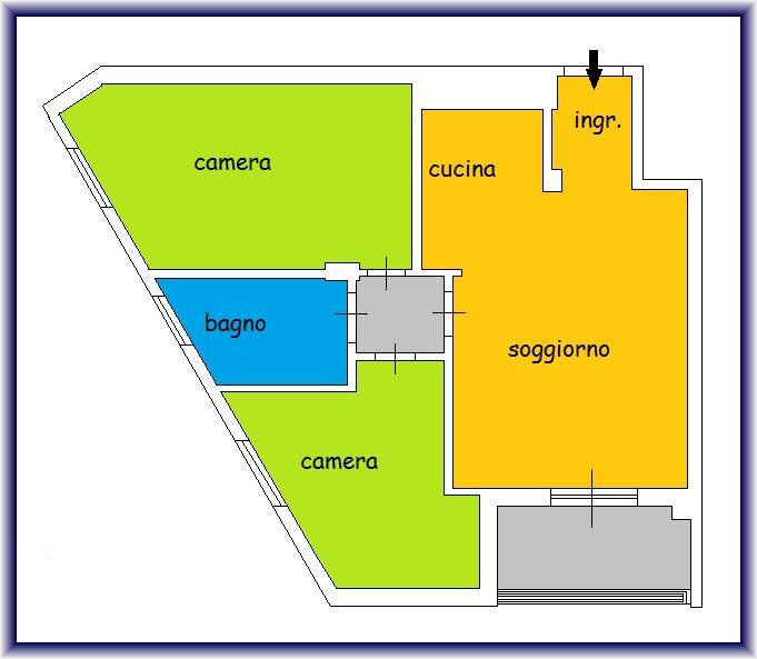 Planimetria 1/1 per rif. 906