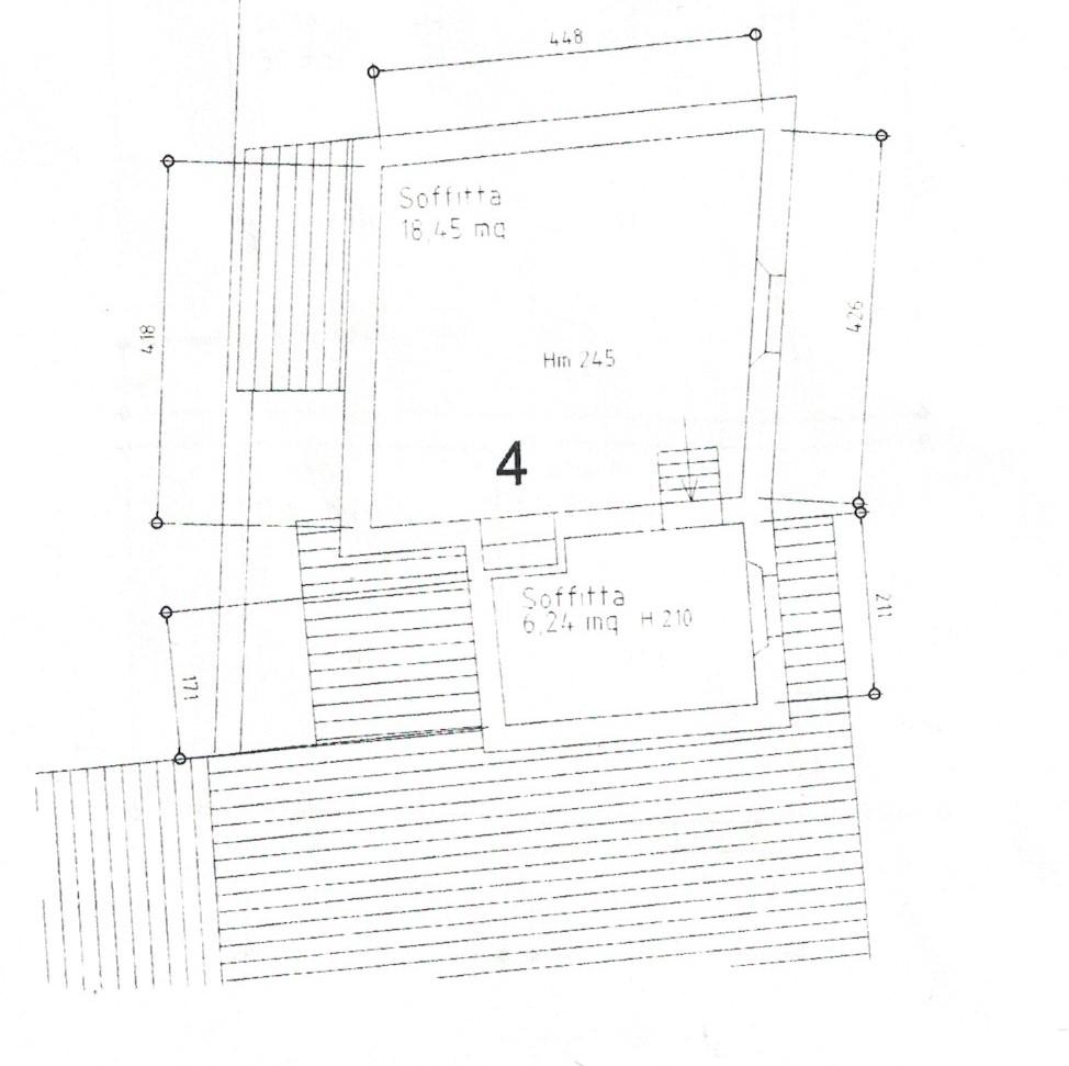 Planimetria 5/5 per rif. 23