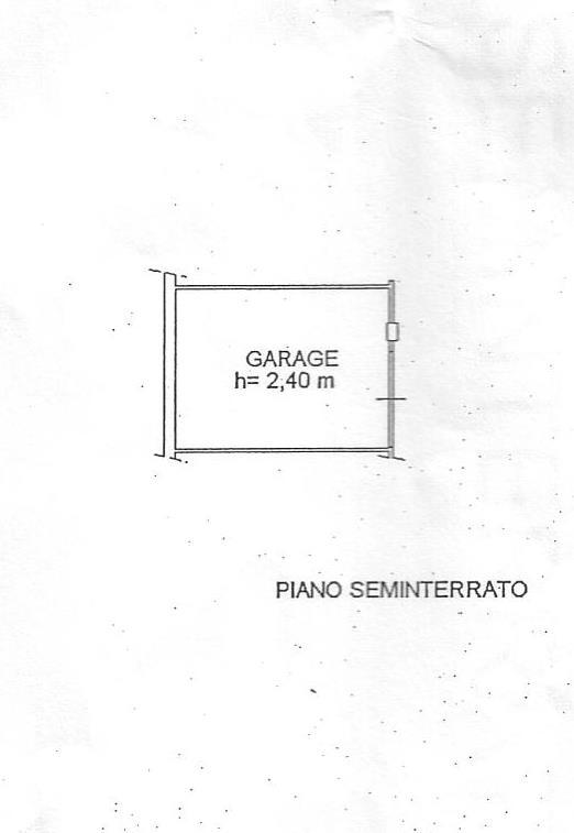 Planimetria 2/2 per rif. 777