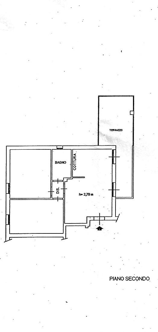 Planimetria 1/2 per rif. 777