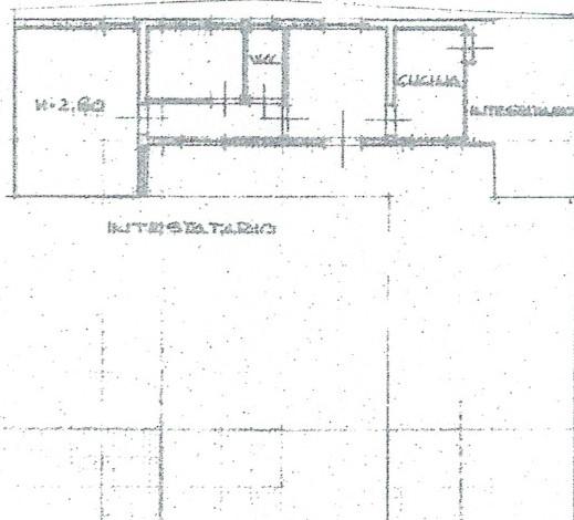 Planimetria 2/2 per rif. 191