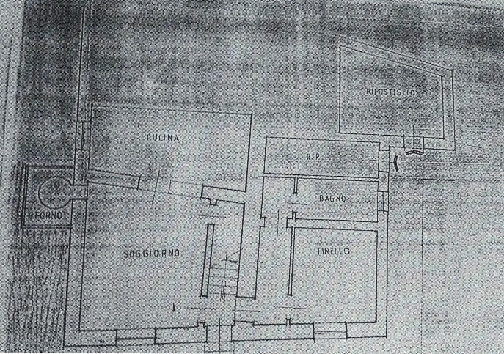 Planimetria 4/4 per rif. 183
