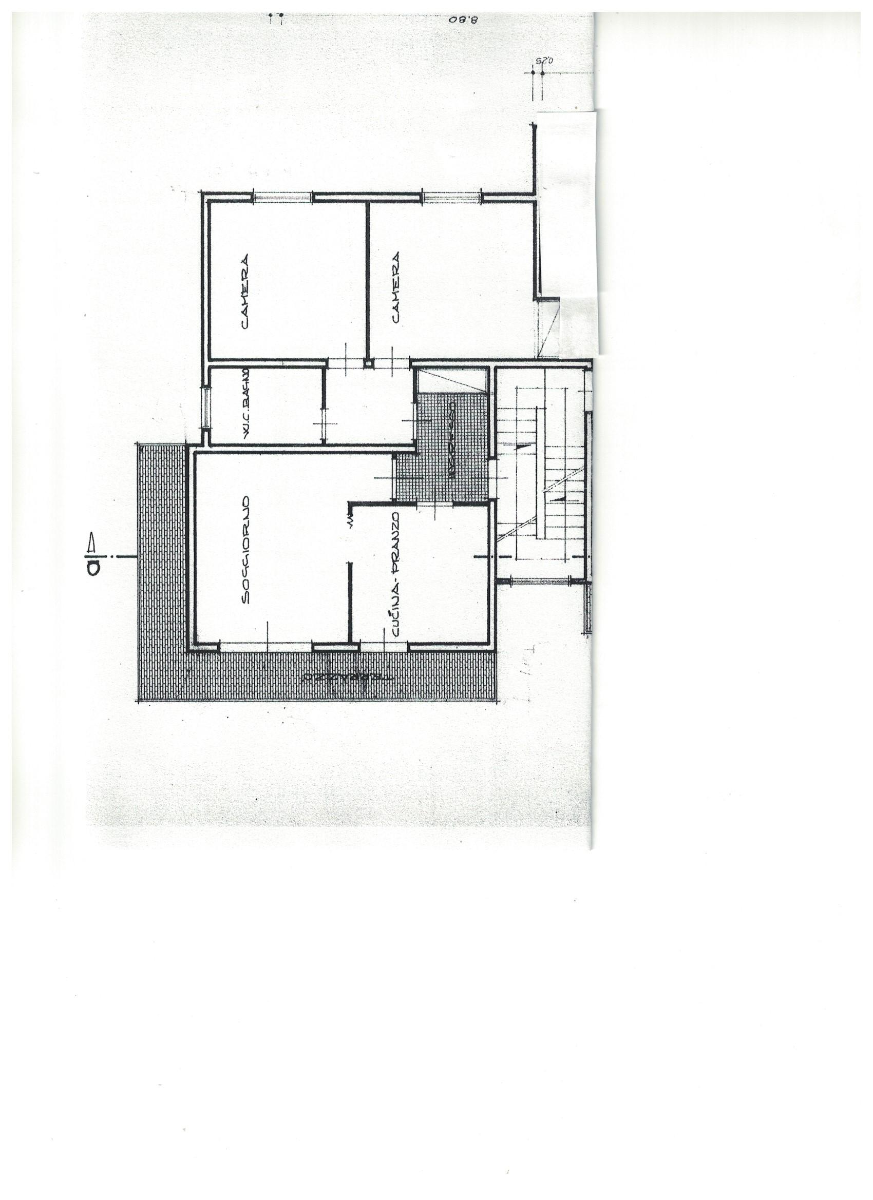 Planimetria 1/1 per rif. 561