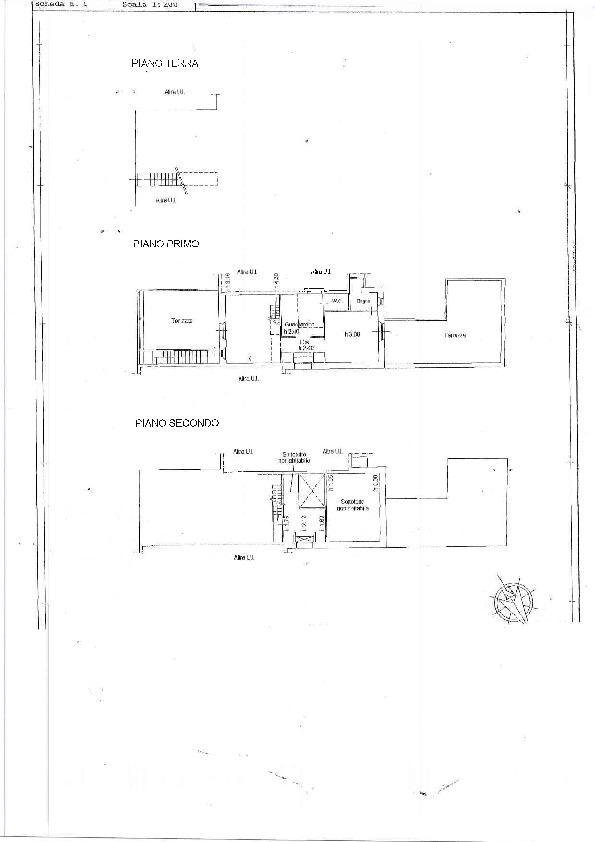 Planimetria 1/1 per rif. 318