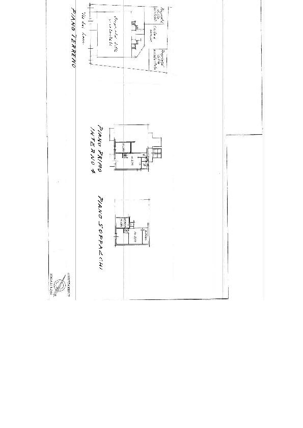 Planimetria 2/2 per rif. 669