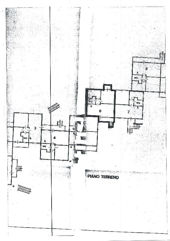 Planimetria 1/1 per rif. 1003