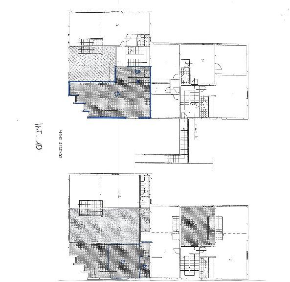 Planimetria 1/1 per rif. 1075