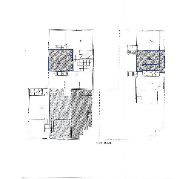 Planimetria 1/1 per rif. A22