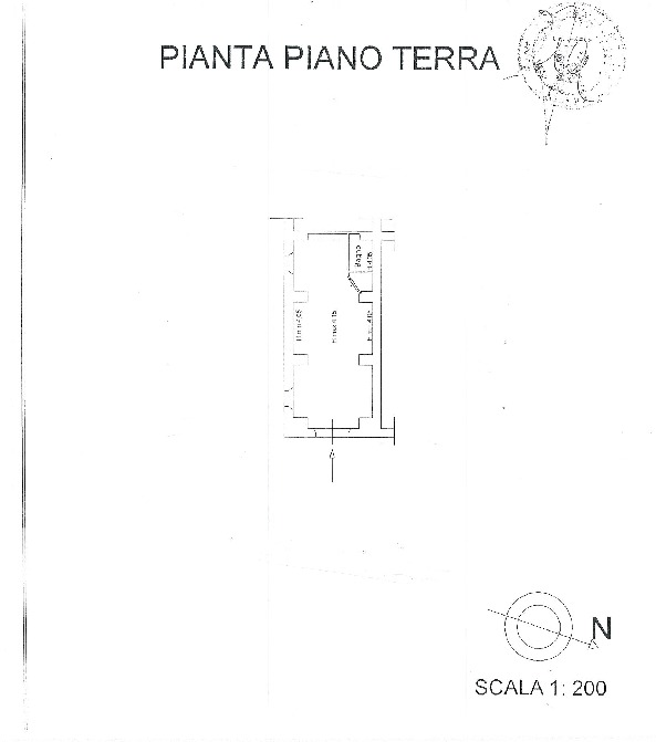 Planimetria 1/1 per rif. 1138