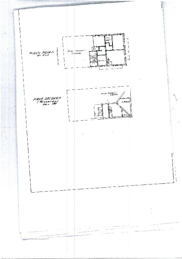 Planimetria 1/1 per rif. 1171