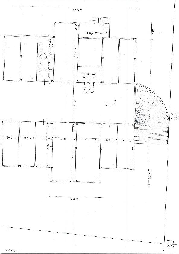 Planimetria 2/2 per rif. 1172
