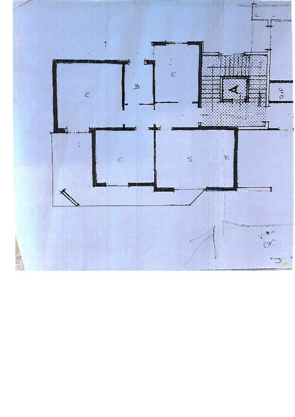 Planimetria 1/1 per rif. 1184