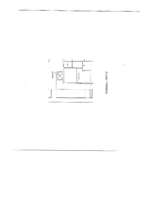Planimetria 1/1 per rif. 1187