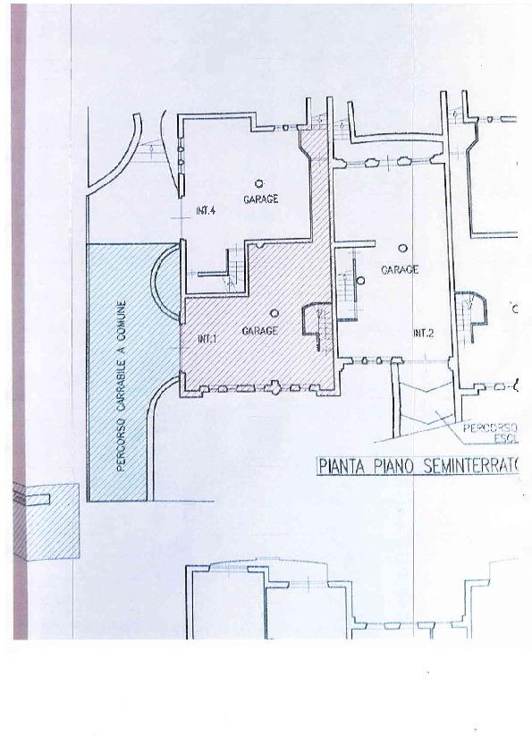 Planimetria 1/1 per rif. C1201