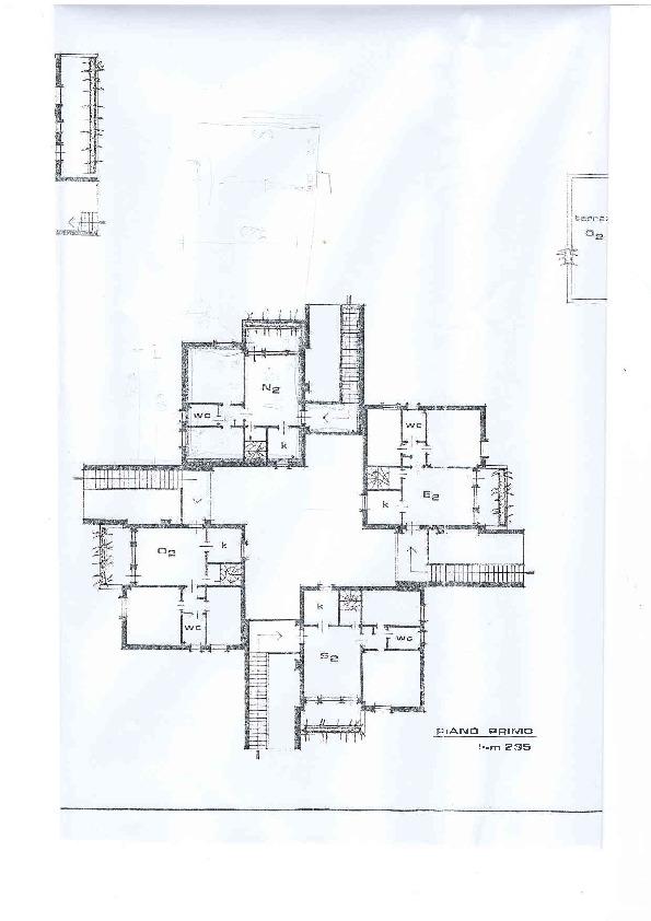 Planimetria 1/1 per rif. 1216