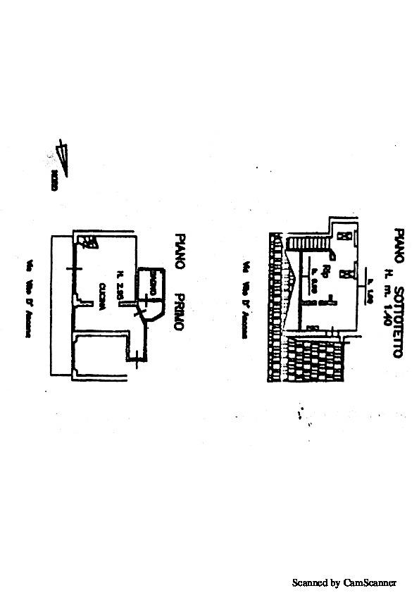 Planimetria 1/1 per rif. 1297