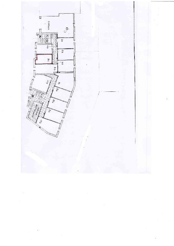 Planimetria 1/2 per rif. 1307