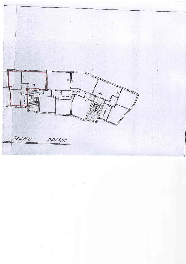 Planimetria 2/2 per rif. 1307