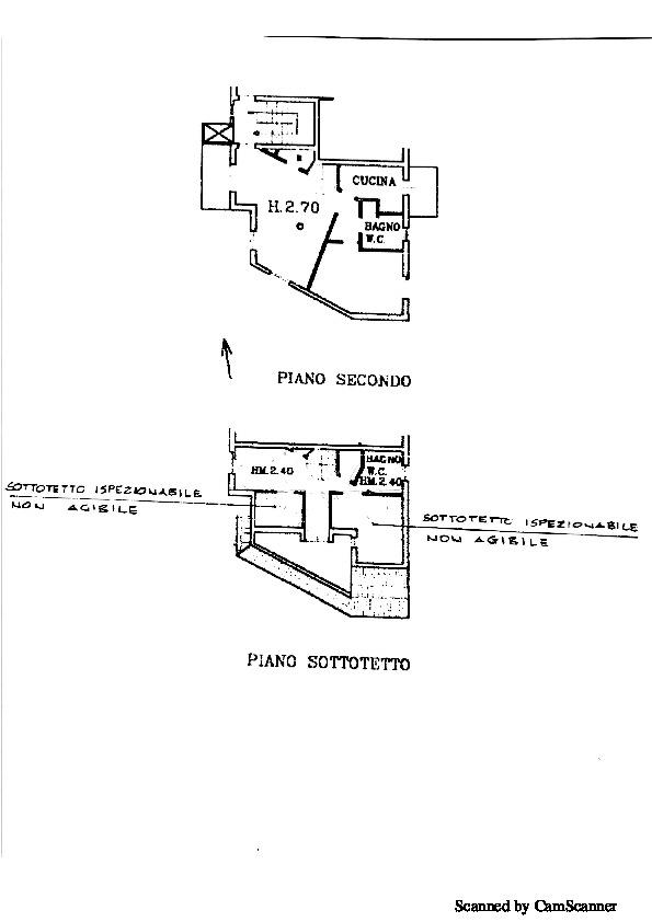 Planimetria 1/1 per rif. 1308