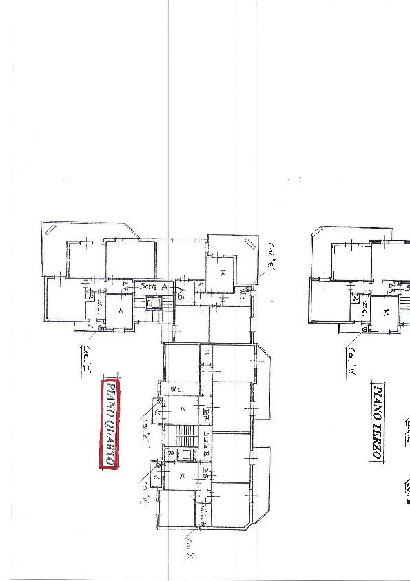 Appartamento in vendita a Rosignano Solvay, Rosignano Marittimo (LI)