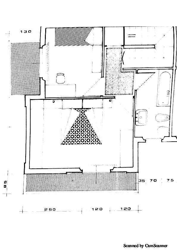 Planimetria 3/3 per rif. 1350