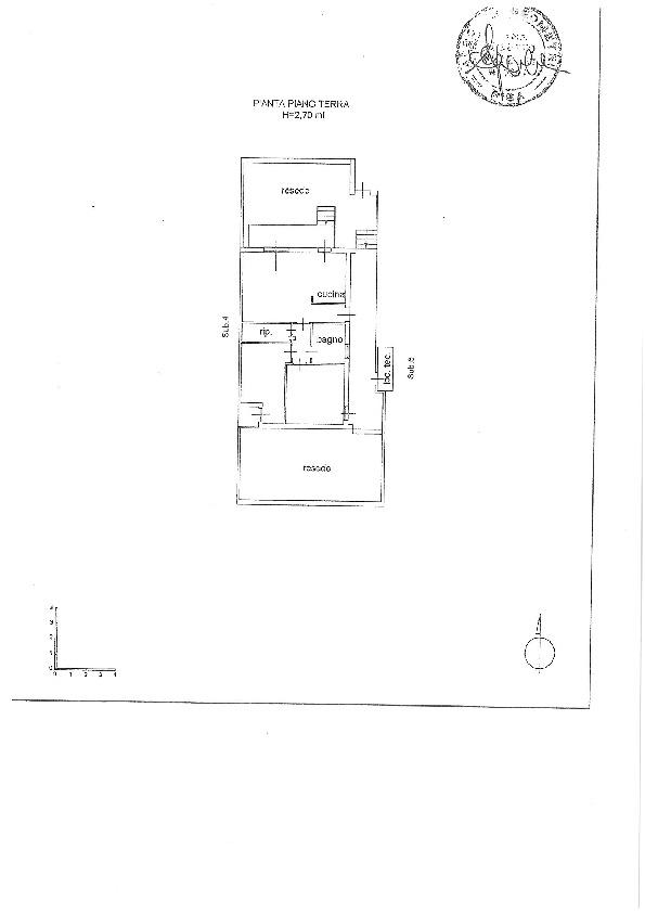 Planimetria 1/1 per rif. y190051