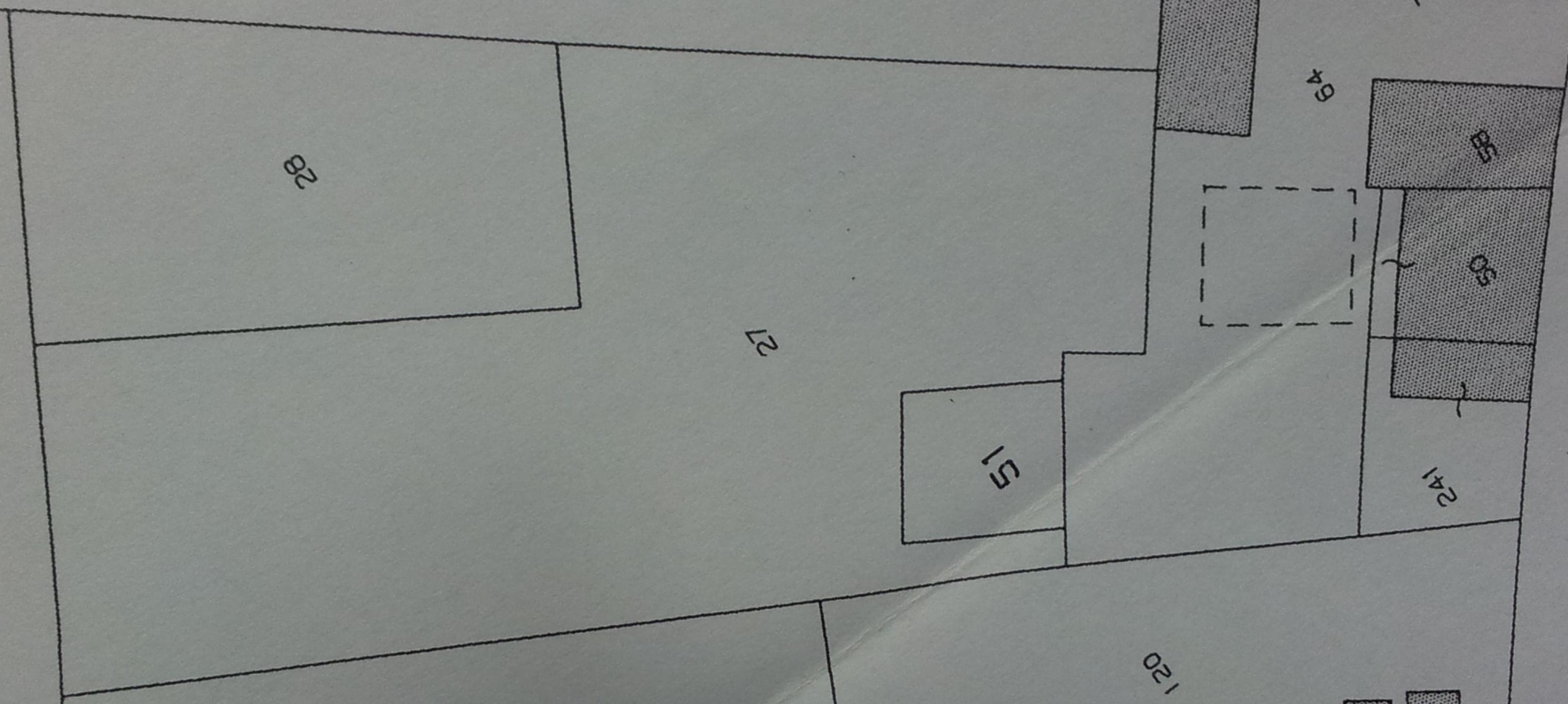 Planimetria 2/2 per rif. AC6660
