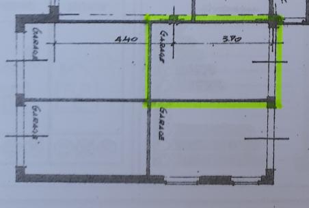 Planimetria 2/2 per rif. M1161