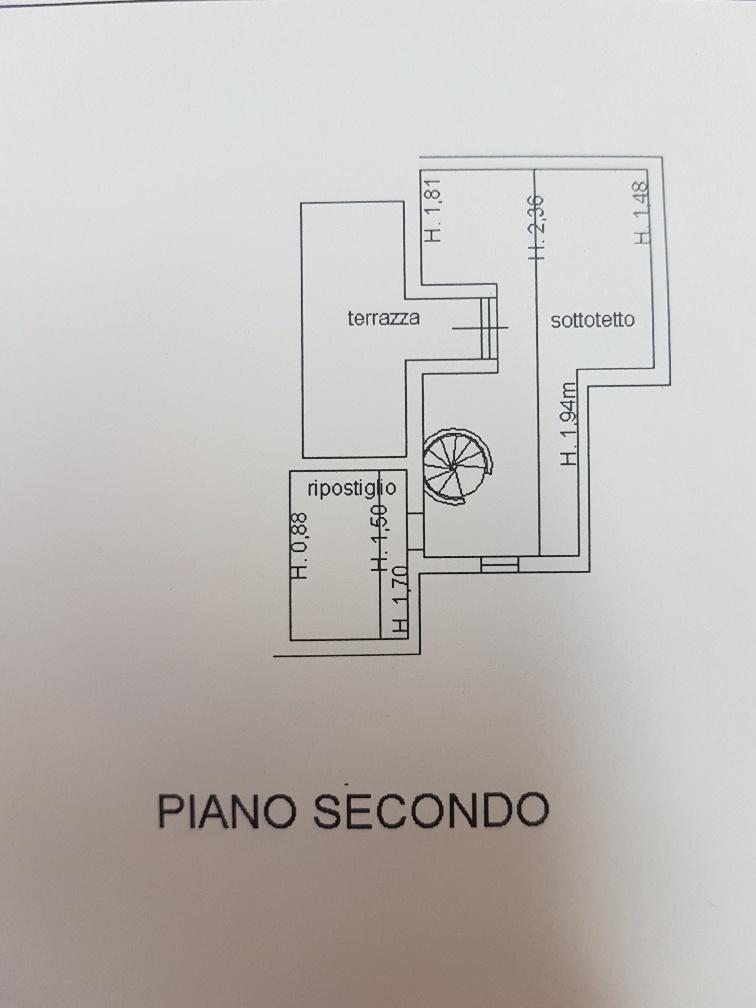 Planimetria 3/3 per rif. M1306