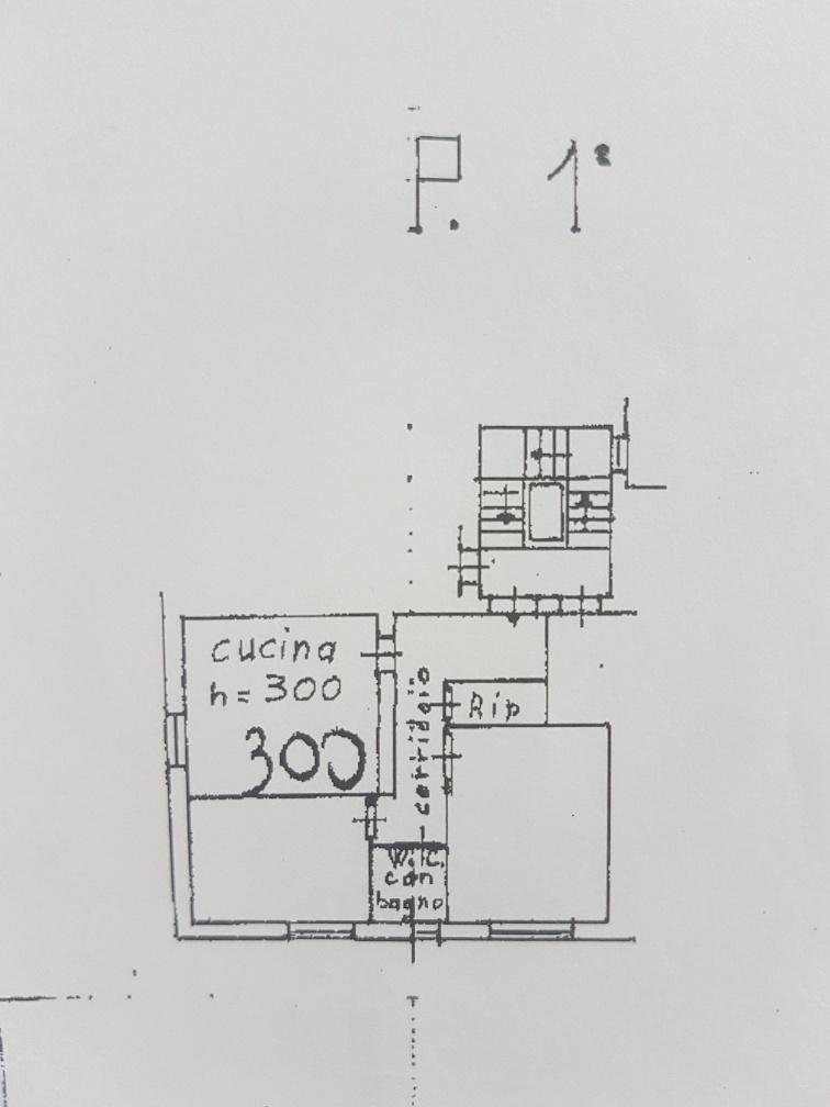 Planimetria 1/1 per rif. M1329