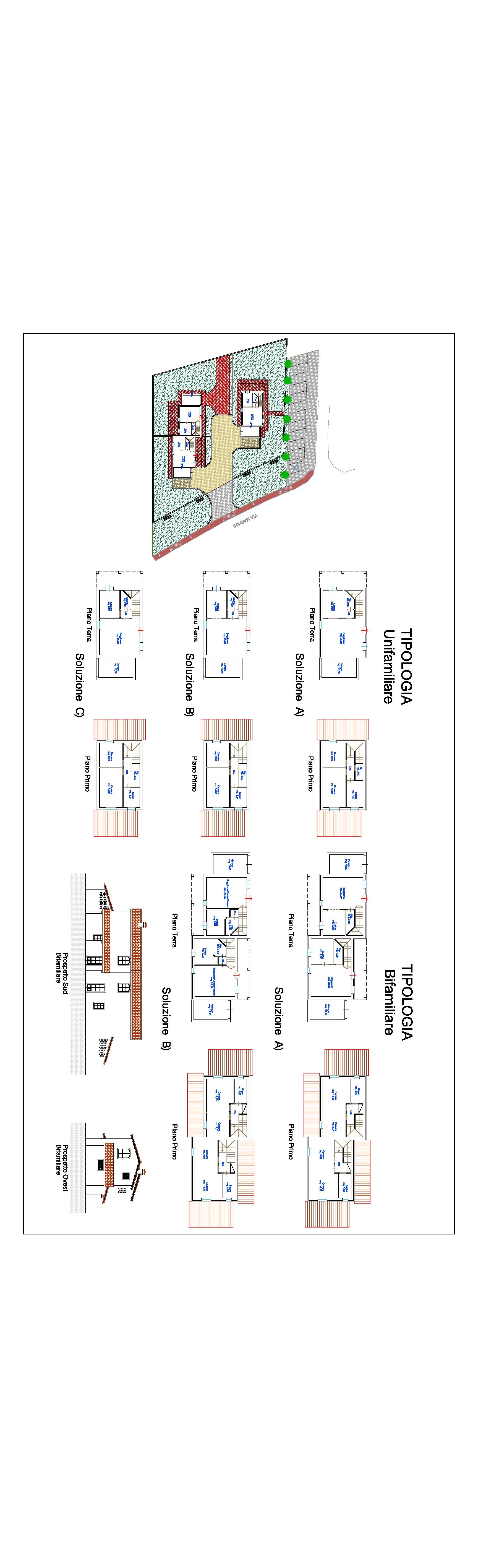 Planimetria 1/1 per rif. 232