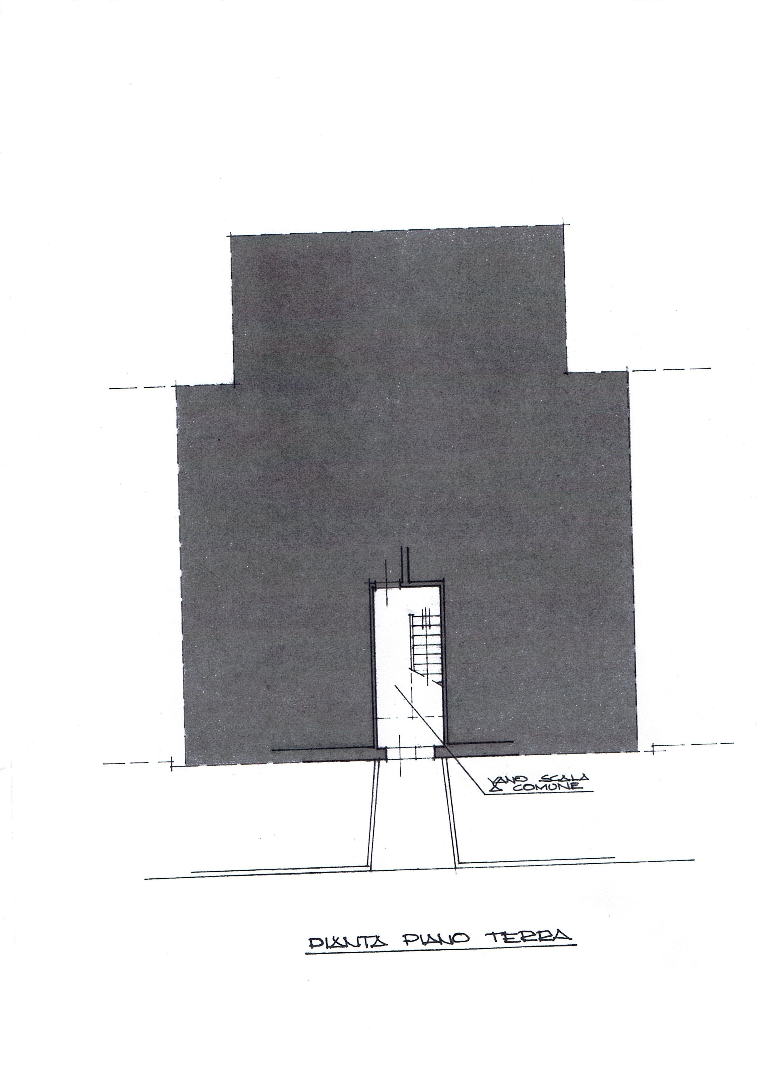 Planimetria 2/4 per rif. 3456V2