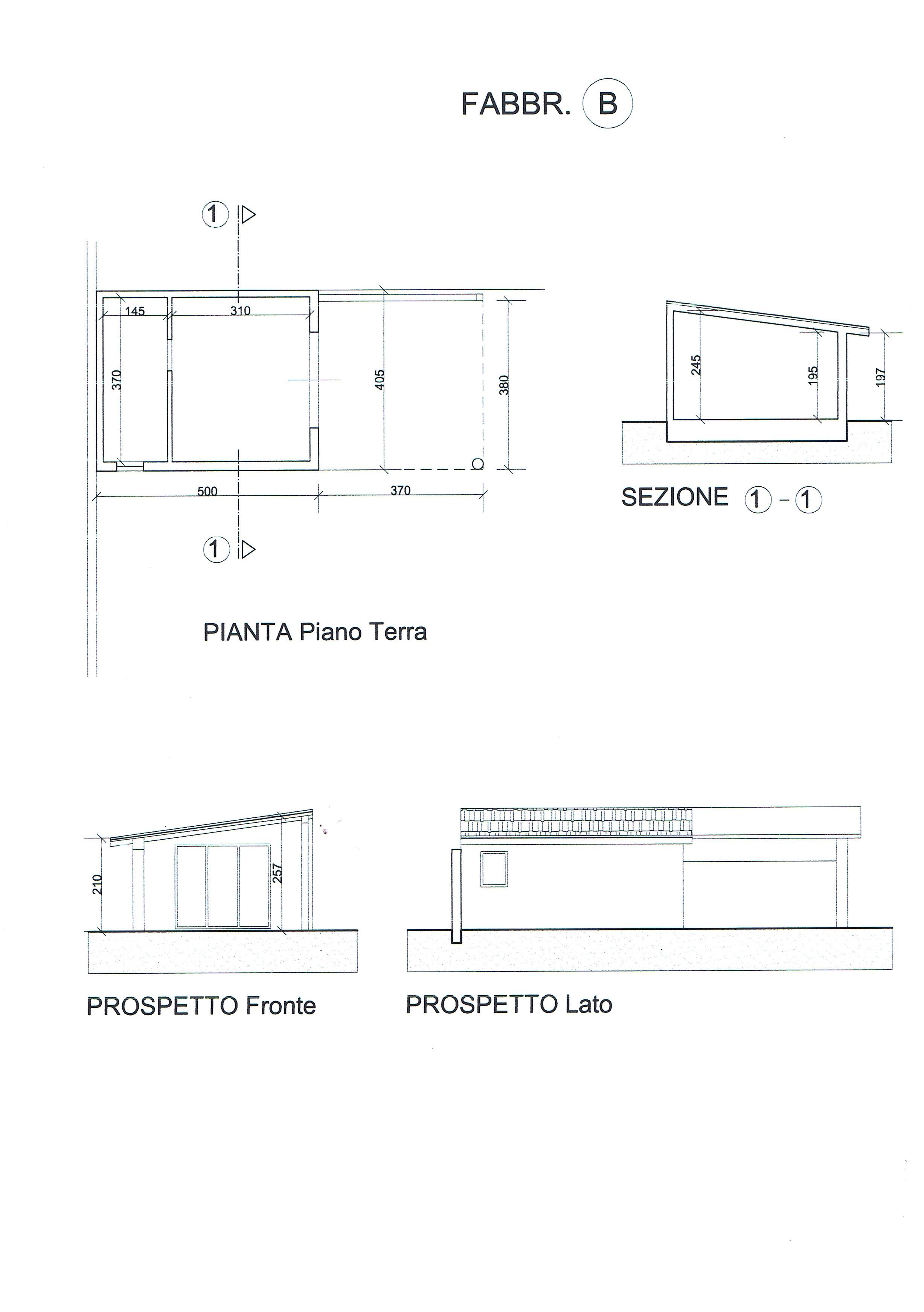 Planimetria 4/4 per rif. 3080LC