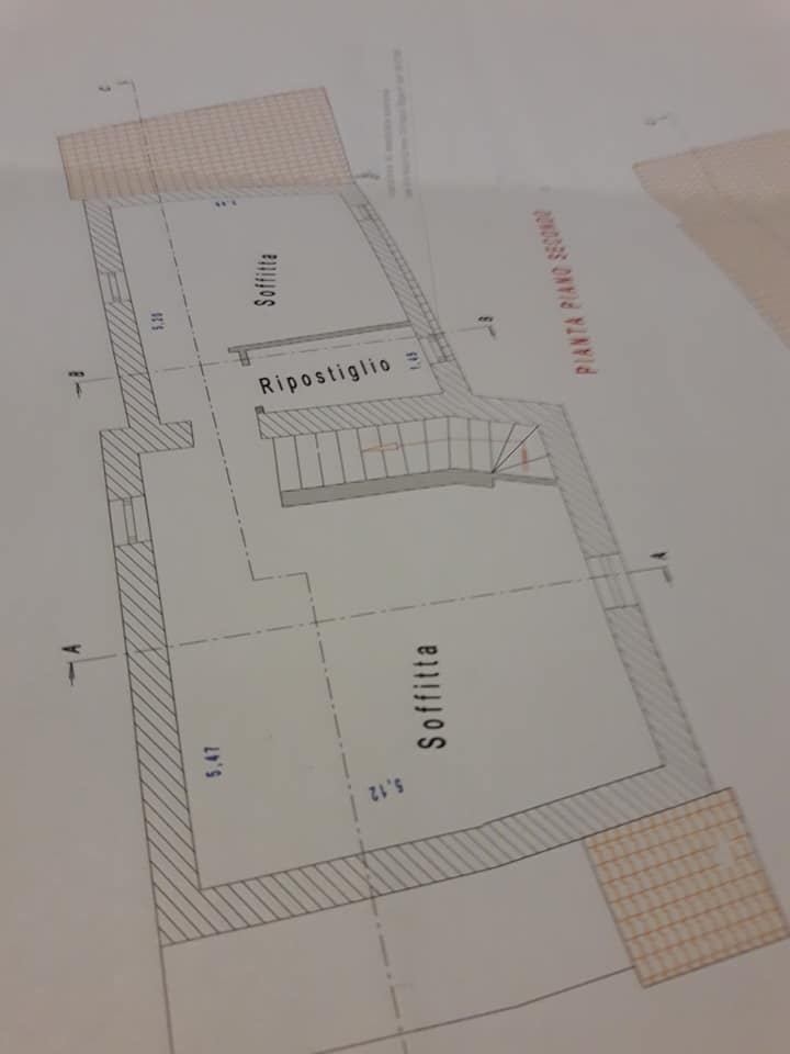 Planimetria 3/3 per rif. 3093M2