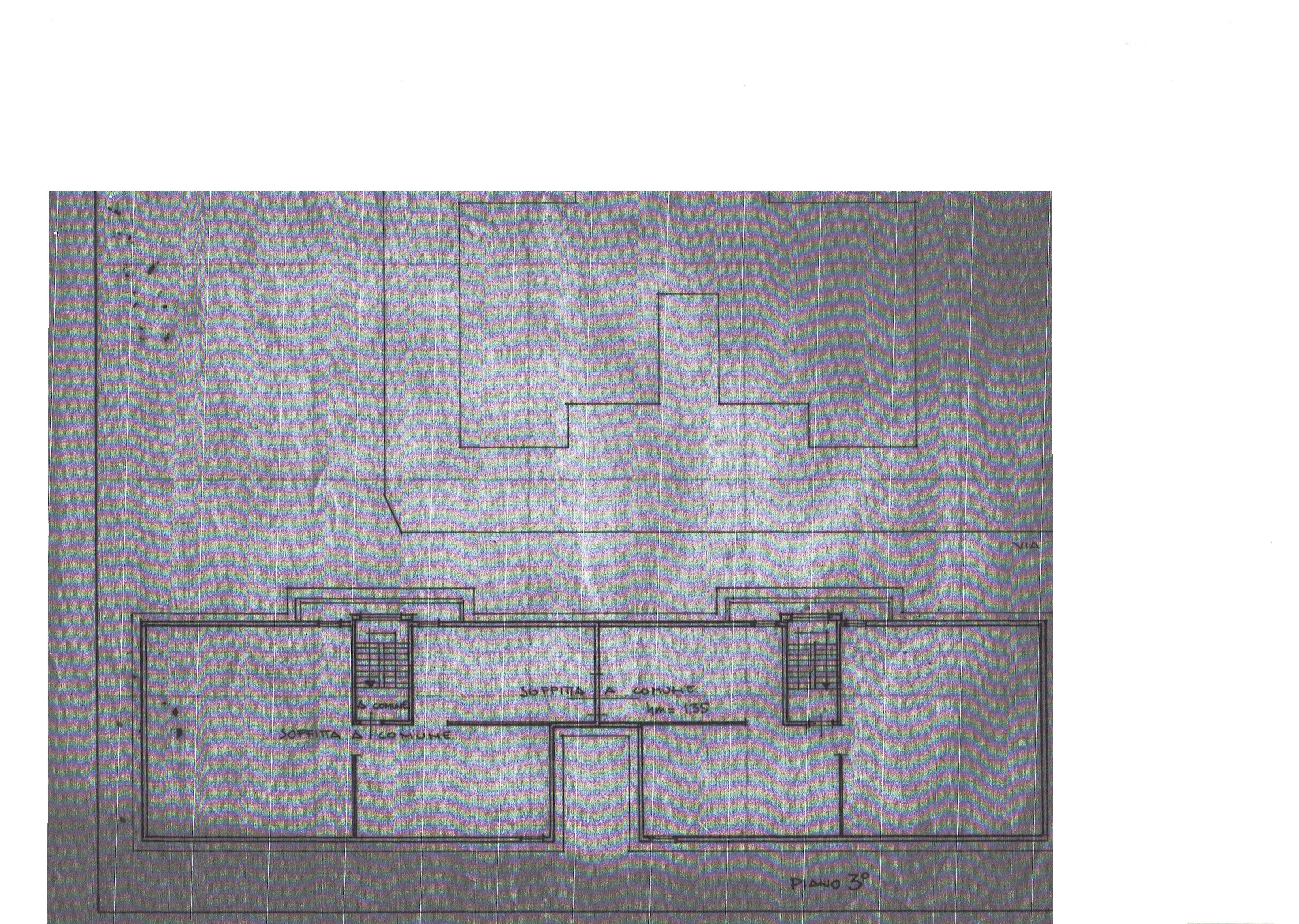 Planimetria 3/3 per rif. 3189V4